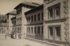 Fachada del hotel Miramar