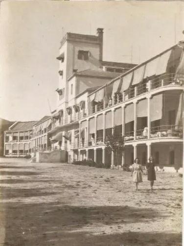 Sanatorio de Sierra Espuña: antiguo hospital de tuberculosos
